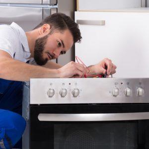 Instalare cuptor electric