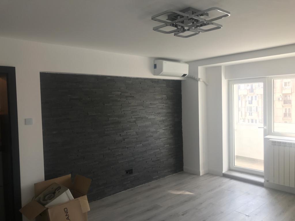 Proiect 4763 - Amenajare integrala apart. 3 camere