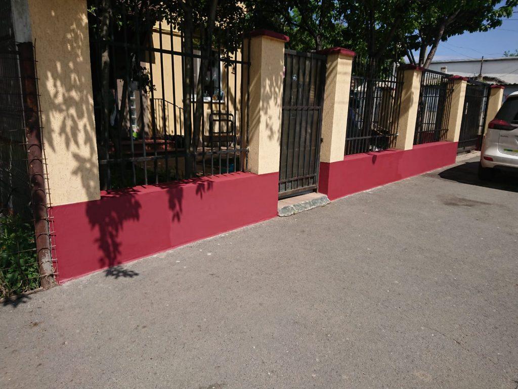 Proiect 5213 - Reparatie si construire gard