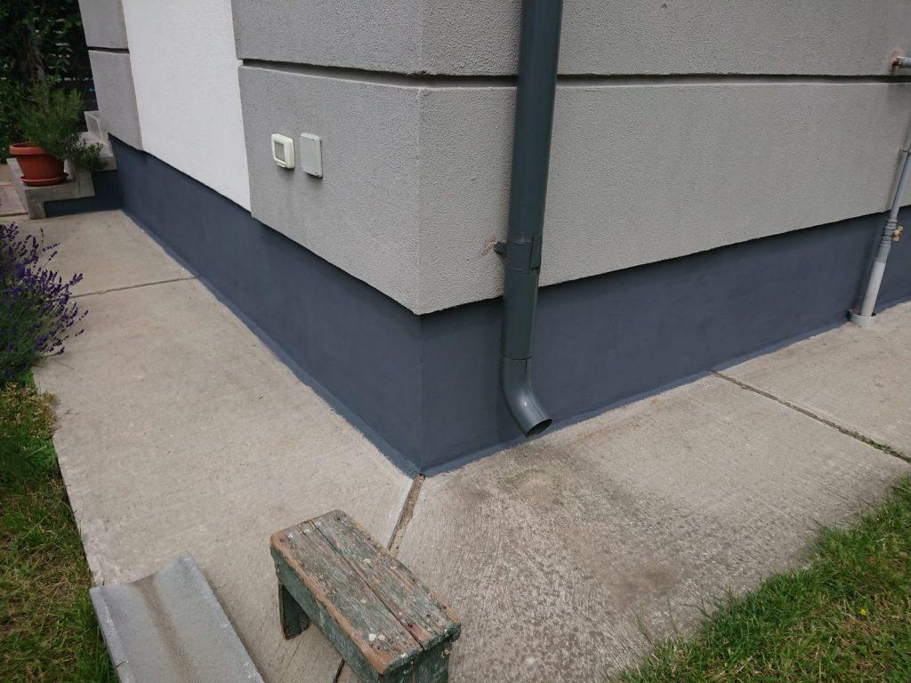 Proiect 4776 - Reparatie soclu casa